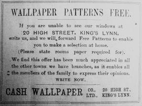 1920 Dec 10th Cash Wallpaper Co