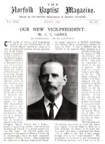 1915 August CC Le Grice (Baptist Magazine) (Barbara Le Grice)
