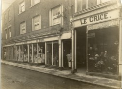 1931 (approx) shopfront replacement (Barbara Le Grice)