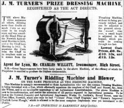 1852 March 20th Charles Willett @ 23