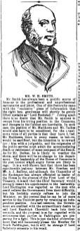 1892 WH Smith profile LN&CP