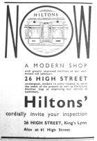 1935 March 1st Hiltons
