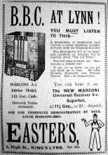 1935 May 17th Easters