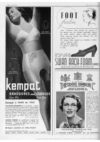 1937 May 19th The Tatler Theodore Hamblin @ Wigmore Street