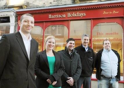 2012 April 5th Harrison Holidays
