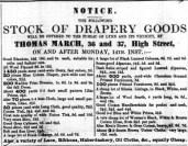 1853 Feb 12th Thomas March @ 36 & 37