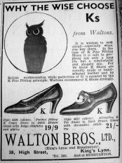 1934 Mar 9th Walton Bros
