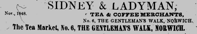 1848 Nov 25th Ladyman @ Gentlemans Walk crop contrast