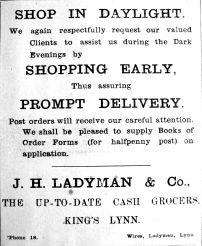 1915 Sept 17th Ladymans