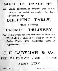 1915 Sept 17th Ladymans