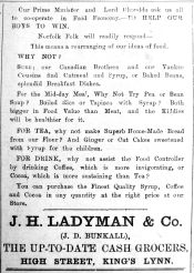 1917 Oct 19th Ladymans