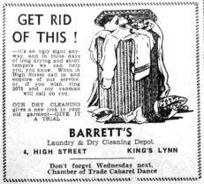 1951 Nov 23rd C G Barrett