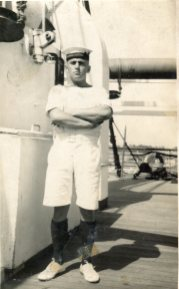 1940s Eddie Sillis (Barry Sillis)