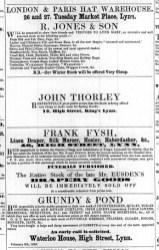 1859 Feb 12th Frank Fysh @ No 46