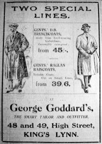 1926 Jan 29th George Goddard