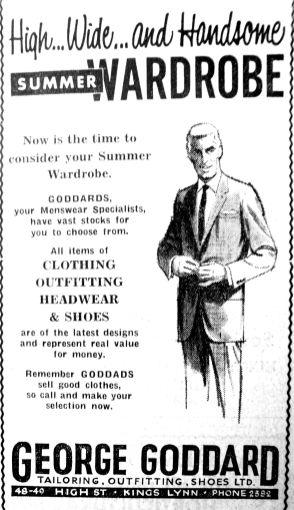 1964 Apr 10th George Goddard