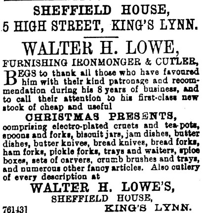 1896 Dec 25th Lowe 5