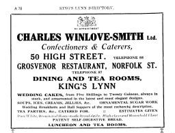 1930-31 Charles Winlove-Smith 50