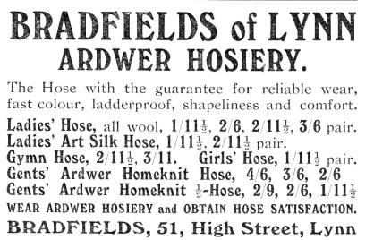1924 Bradfields