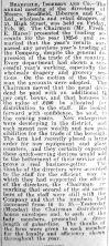 1926 Mar 5th Bradfield Ibbersons AGM report