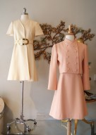 1960s vintage Modelia dresses