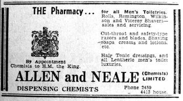 1949 Oct 14th Allen & Neale