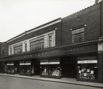 1939 after extension (M & S Archives)