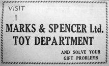 1951 Nov 9th Marks & Spencer Ltd