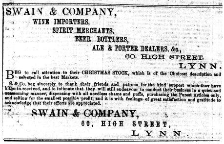 1875 Dec 11th Swain & Co 01