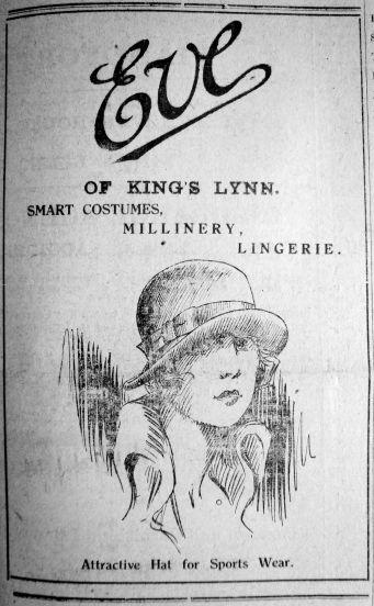 1924 Apr 25th Eve