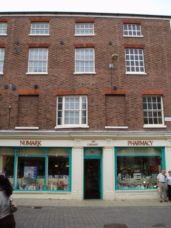 2007 No 65 Jai Chemist (frontage to Tuesday Market Place)