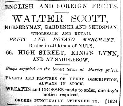 1890 Sept 6th Walter Scott