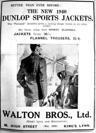 1940 Feb 23rd Walton Bros