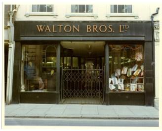 1960s approx Walton Bros (Christine Neilson)