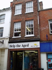 2007 Help the Aged at No 69