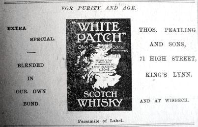 1910 June 24th Thos Peatling