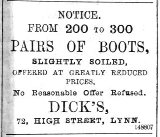 1892 Feb 27th Dicks