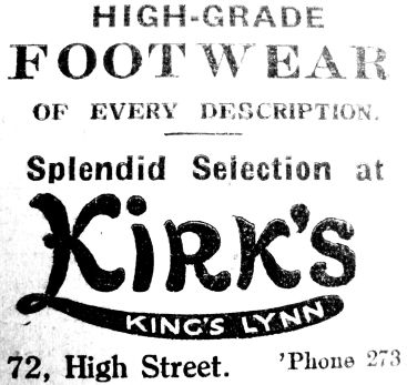 1927 Feb 25th Kirks