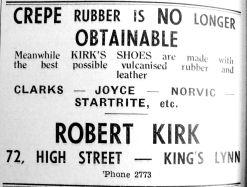 1942 Sept 11th Robert Kirk