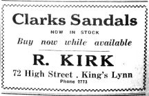 1950 Feb 10th R Kirk