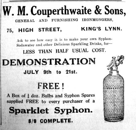 1928 Jul 13th Couperthwaite
