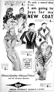1935 Oct 25th Joys