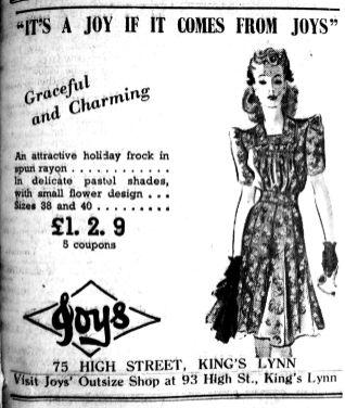 1945 July 20th Joys
