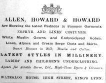 1910 June 16th Allen & Howard Nfk Show