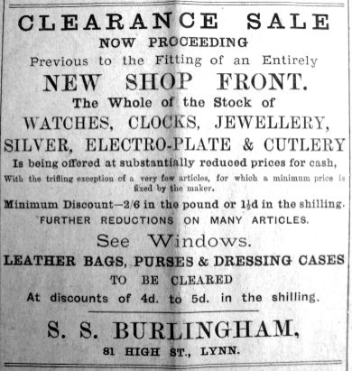 1913 May 2nd S S Burlingham