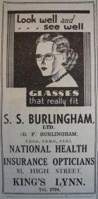 1938 Jan 7th S S Burlingham