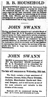 1877 April 14th John Swann & R B Household (01)