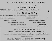 1886 Jan 2nd J Swann 84