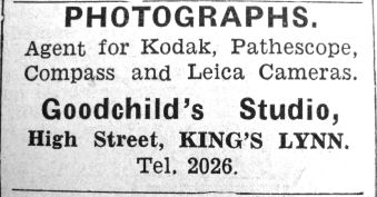 1938 Jan 14th Goodchild