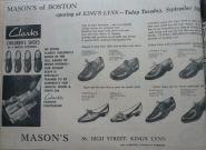 1964 Sept 15th Masons of Boston open